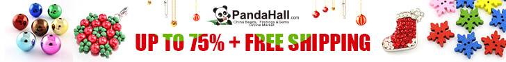 Pandahall.com Voucher & Discount Codes